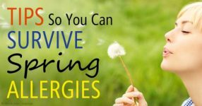 Tips to Survive Spring Allergies