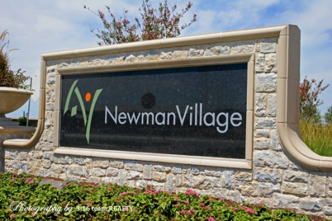 Newman village