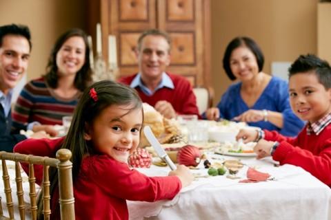 family small holiday