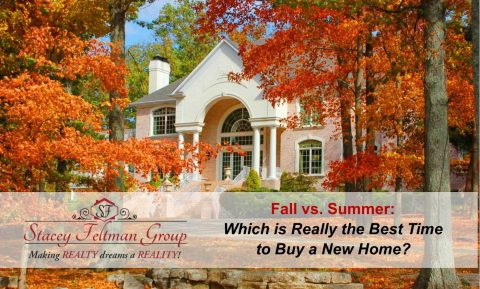 Fall vs. Summer:  Which is Really the Best Time to Buy a New Home?