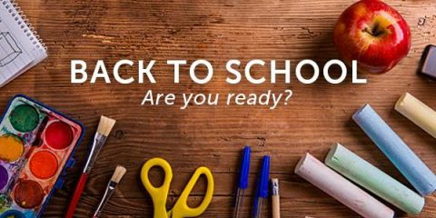 Do It Now!  Tips to Get Your Kids Ready for School!