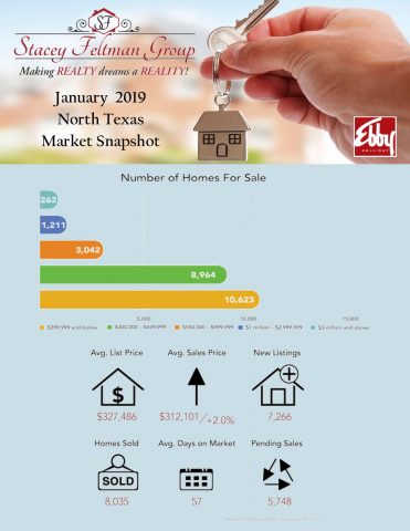 January 2019 North Texas Market Snapshot