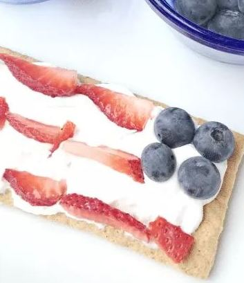 Easy 4th of July Recipes for Kids!